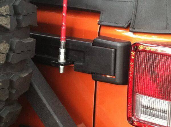 jeep smuggler CB Antenna Mount. jeep accessories